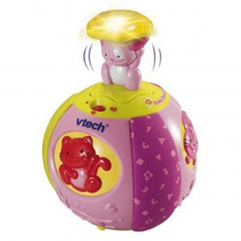 VTECH - BABY BALLE SURPRISE ROSE