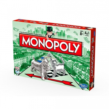 HASBRO - MONOPOLY NOUVELLE EDITION