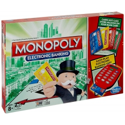 HASBRO - MONOPOLY ELECTRONIQUE