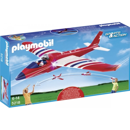 PLAYMOBIL : PLANEURE DE COMPETITION