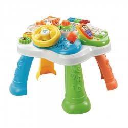 VTECH - MA TABLE D'ACTIVITE BILINGUE BLEU