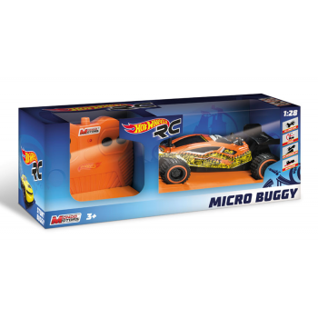 MONDO MOTORS - RC HOTWEELS MICRO BUGGY 1/28