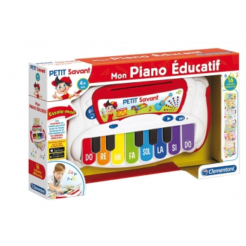 CLEMENTONI - MON PIANO EDUCATIF
