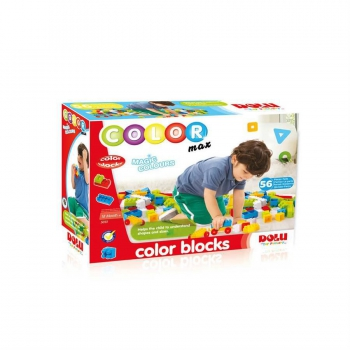 DOLU - COLOR BLOCKS - 35 PIECES