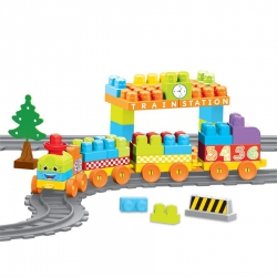 DOLU - TRAIN SET 89 PCS