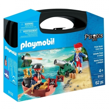 PLAYMOBIL - VALISETTE PIRATE