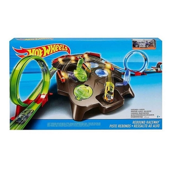 MATTEL - HOT WHEELS PISTE REBONDS