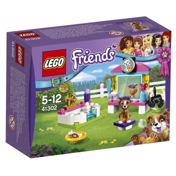 LEGO - FRIENDS - LE TOILETTAGE DES CHIOTS