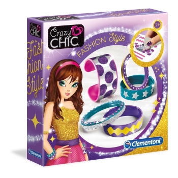 CLEMENTONI - CRAZY CHIC - 15218 - BRACELETS FASHION STYLE