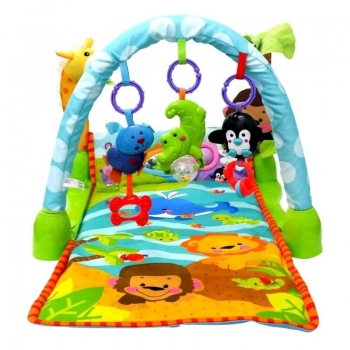 TAPIS D'EVEIL JUNGLE
