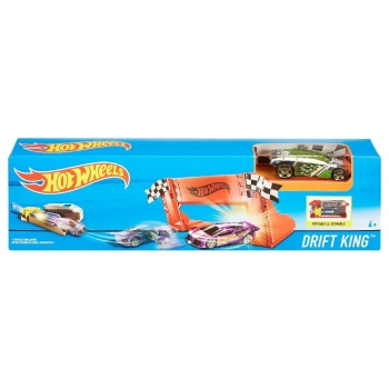 MATTEL - HOT WHEELS CIRCUIT DEPANNEUSE ROBO