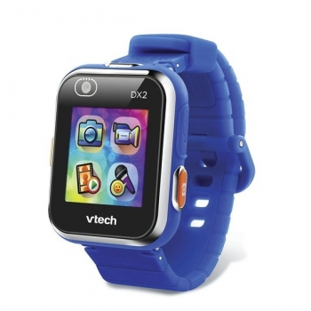 VTECH _ KIDIZOOM SMARTWATCH CONNECT DX2 BLEUE