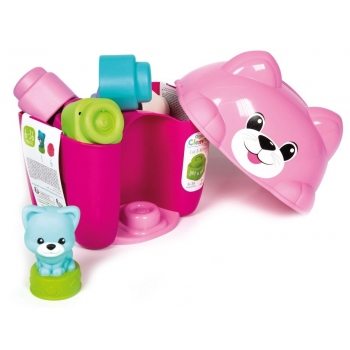 CLEMENTONI - CLEMMY - BLOCKS DOUX KITTY