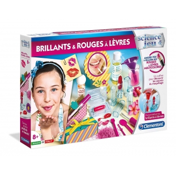 CLEMENTONI - BRILLANTS & ROUGES A LEVRES