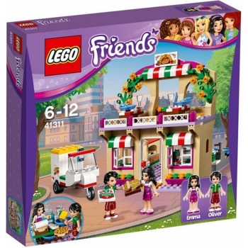 LEGO FRIENDS - LA PIZZERIA