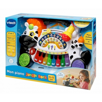 VTECH - MON PIANO JUNGLE ROCK