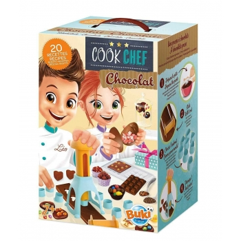 BUKI - COOK CHEF - LA CHOCOLATERIE