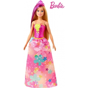 MATTEL - BARBIE DREAMTOPIA - PRINCESSE AUX CHEVEUX BLONDS