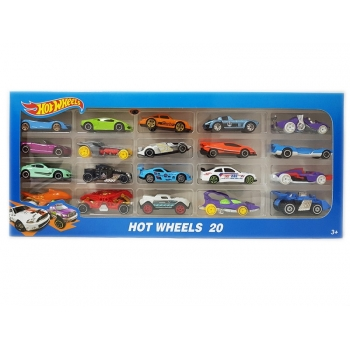 HOT WHEEL PACK DE 20