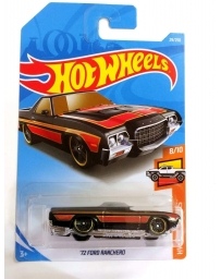 HOTWHEELS ASSORTIMENT DE BASE - 72 MODELES