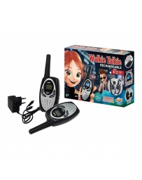 BUKI - TW02 - TALKIE WALKIE RECHARGEABLE - 4 KM