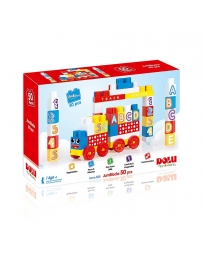 DOLU -MEGA BLOCKS 50 PCS