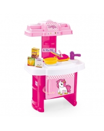 DOLU - UNICORN MY 1ST KITCHEN SET