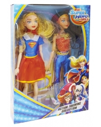 SUPER HERO GIRLS - COLLECTION ENTRAINEMENT
