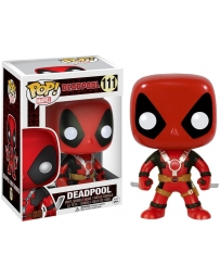 POP MARVEL - DEADPOOL - TWO SWORD