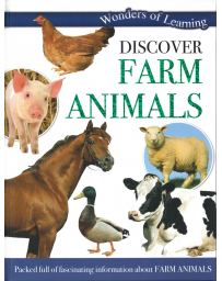 DISCOVER - FARM ANIMALS