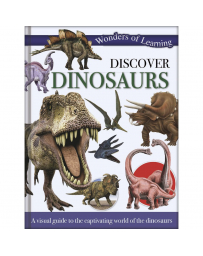 DISCOVER - DINOSAURS