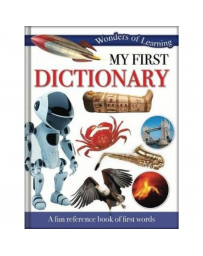 DISCOVER - MY FIRST DICTIONARY