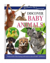 DISCOVER - BABY ANIMALS