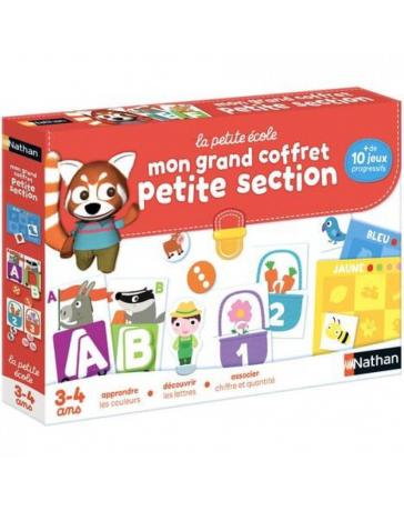 Nathan - Grand Coffret Petite Section
