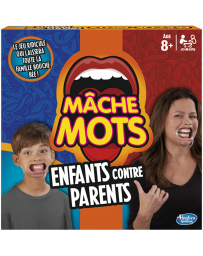 HASBRO - MACHE MOTS - ENFANTS CONTRE PARENTS