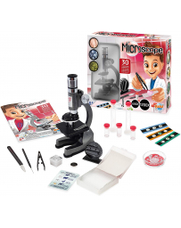 BUKI - MS907B - MICROSCOPE 30 EXPERIENCES