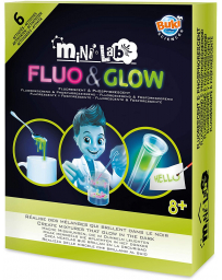 BUKI - 3011 - MINI LAB FLUO GLOW