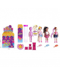 BARBIE SURPRISE - COLOR DECORATE