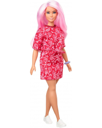 MATTEL - BARBIE FASHIONISTAS DOLL ASST 151