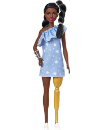 MATTEL - BARBIE FASHIONISTAS DOLL ASST 146