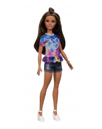 MATTEL - BARBIE FASHIONISTAS DOLL ASST 112