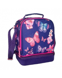 SAC A GOÛTER ISOTHERMIQUE MUST BUTTERFLY