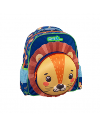 SAC A DOS 3D MUST 2 POCHES LION